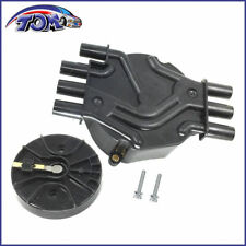 BRAND NEW IGNITION DISTRIBUTOR CAP & ROTOR FOR CHEVY ASTRO VAN S-10 BLAZER JIMMY