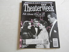 All About Eve, Charlotte Rae - Theater Week Magazine 1990