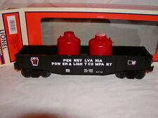 Lionel 6-26491 Pennsylvania Power Light Company Gondola O 027 New 2013 Pennsy