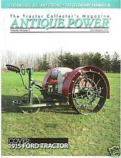 First Ford Tractor, Norseman, Grand Haven Garden Tractor, IH 2404 Tractor