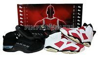 Men`s Nike Air  Jordan Collezione 17/6  XVII  VI Package DMP  323939 991