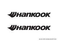 """(2x) 12"""" HANKOOK Sticker DieCut Decal"""