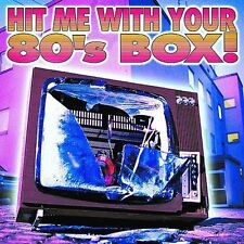 Hit Me With Your 80's Box [Box] by Various Artists (CD, Jan-2002, 3 Discs) (2)