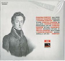 Chopin:  Valzer, Preludi, Improvvisi, Ballate, Notturni Barcarola Cortot LP Emi