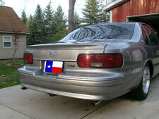 Fits1991-96 Painted Chevrolet Impala SS/Caprice Factory Style Flushmount Spoiler