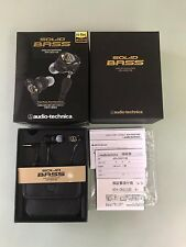 Audio-Technica SOLID BASS ATH-CKS1100 In-Ear Earphone From Japan F/S