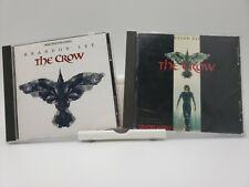 The Crow (Score and Original Soundtrack) 2 CD Bundle - Graeme Revell