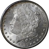 1880-CC GSA Morgan Silver Dollar NGC MS64 Great Eye Appeal Strong Strike