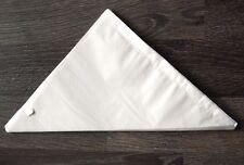 100 Papiertüten Spitztüten weiß 19 cm Dreieckstüten CandyBar Bonbontüten