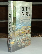 OUT OF INDIA - SIGNED by RUTH PRAWER JHABVALA & her husband C.S.H. JHABVALA 1986