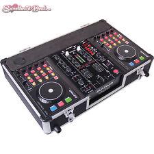 DJ-Tech Hybrid 303 DJ Controller 4 Deck MIDI DJ Controller System with Case