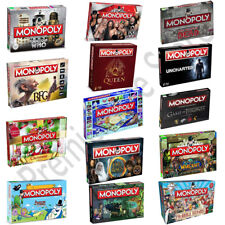 Monopoly Board Game Special Edition Gift - 2020 Full Range by Winning Moves