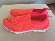 Zapatillas Skechers Air -Cooed Memory Foam Rosa- Naranja talla 38