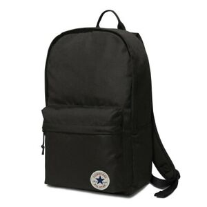 Converse Unisex Rucksack Every-Day-Carry Poly Backpack Black (schwarz) NEUWARE