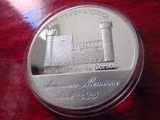 MEXICO SILVER MEDAL 475Th Anniversary Antigua Casa de Moneda (Cortez)