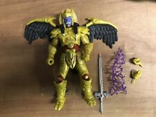 New listing Mighty Morphin Power Rangers Lightning Collection Goldar Action Figure Loose