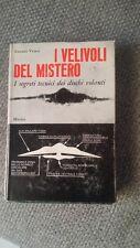 RENATO VESCO - I VELIVOLI DEL MISTERO - 1974 MURSIA UFO DISCHI VOLANTI