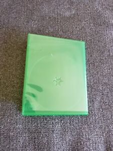 XBox One Translucent GREEN Replacement Empty Game Case NEW!