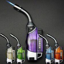 Cigar Torch Jet Lighter Windproof Flame Refillable Butane Cigarette Lighters New