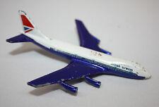 Vintage Matchbox Skybusters Airplane Boeing 747 British Airways