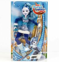 DC Super Hero Girls DVG21 12 Inch Frost Action Doll