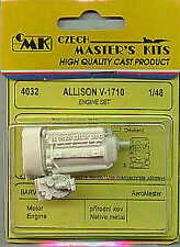 Czech Master 1/48 Allison V-1610 American Engine # 4032