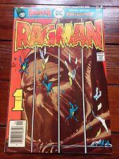 Ragman #1 September 1976 origin and 1st appearance