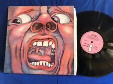 KING CRIMSON IN THE COURT ILPS 9111 A3/B4 ORIG UK LP VG++