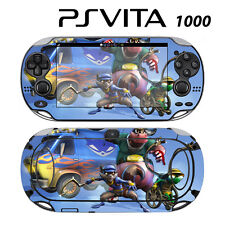 Vinyl Decal Skin Sticker for Sony PS Vita PSV 1000 Sly Cooper Thieve in Time 2