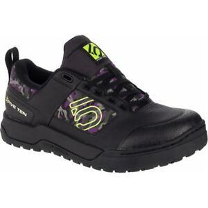 New Women's Five Ten 510 by Adidas Impact PRO Bike Shoes Size 7 Black/Camo