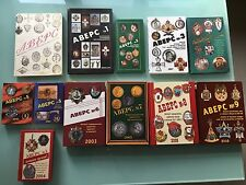 """Full Set 12 """"AVERS"""" Russian Soviet Orders Badges PRICE GUIDE Book/Catalog.Signed"""