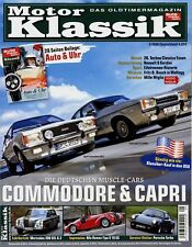 Motor Klassik 2008 5/08 Capri II 3.0 Ghia Commodore GS/E 300 SEL 6.3 R8 Gordini