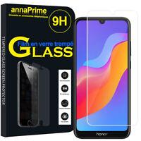 """Lot/ Pack Film Verre Trempé Protecteur Écran Huawei Honor 8A Pro/ Honor 8A 6.09"""""""