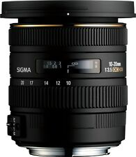 Sigma 10-20mm F3.5 EX DC HSM Lens for Nikon AF fit (UK Stock) BNIB