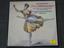 PETER TSCHAIKOWSSKY - DER SCHWANENSEE (Il Lago Dei Cigni) - Deutsche Grammophon