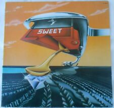 Sweet Off The Record 33T LP france french pressing PL 25072