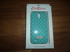Cath Kidston Samsung Galaxy S4 Phone Case - Turquoise Dotty