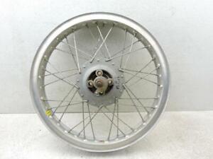 "18"" Akront Alloy Rear Wheel Vintage Ossa MAR 250 Trials Mick Andrews Replica 128"