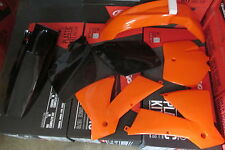 Plastic Kit KTM SX 125 200 250 400 450 525 01-03 EXC 2003 Orange Black Plastics