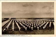 Nijmegen Groesbeek Canadian war cemetery WWII ansichtkaart AK pc CPA 1950s