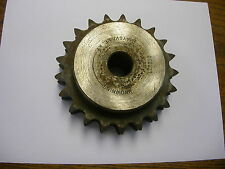 "BROWNING D60B21  SPROCKET 60 CHAIN 21 TEETH 1"" BORE"