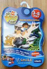 VTECH- V.Smile - Go Diego Go Save The Animal Families!-FREE SHIPPING