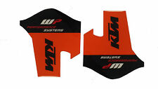 NEW KTM FORK PROTECTION STICKER SET WP PERFORMANCE SYSTEMS DECAL 77301994050