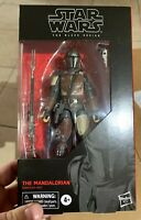 "Star Wars The Mandalorian Black Series Action Figure 6"" Toy #94 In Hand New 🔥"