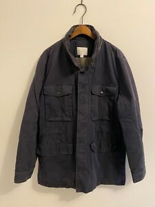 Mens TRENERY Black Coat - Size XXL