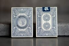 Federal 52 Silver Certificate Playing Cards - Signed Deck