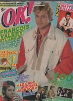 Magazine OK ! n° 422 Michael Jackson François Valery Matt Dillon Capdevielle