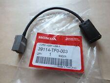 Nuevo Honda Accord 10 > Civic 09-10 doble punta plomo USB Plug 39114-TF0-003 A97