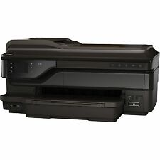 HP Officejet 7612 WF e-All-in-One (G1X85A), Multifunktionsdrucker, schwarz