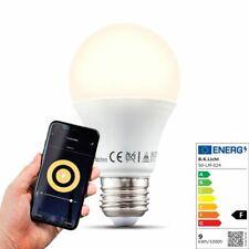 LED WiFi Leuchtmittel Smart Home Lampe dimmbar Licht Birne E27 Alexa Google 9W